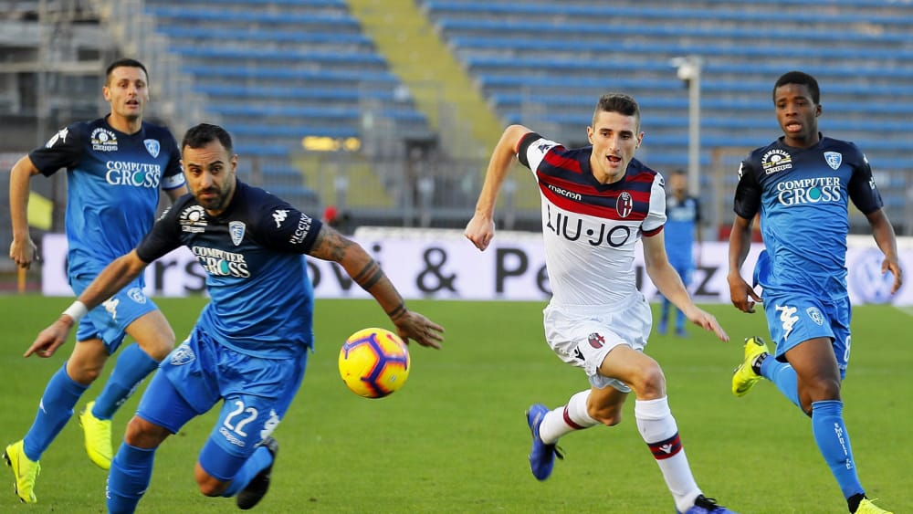 Empoli-Bologna 2-1 | Brutto ko nella sfida salvezza: la panchina di Inzaghi scricchiola