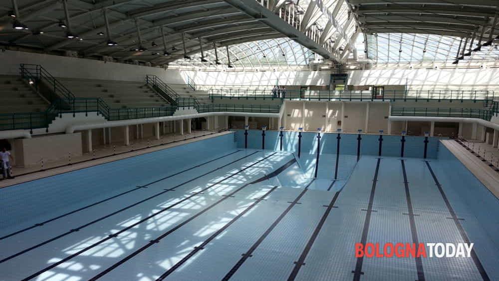 Stadio piscina carmen longo il tetto resta chiuso anche quest 39 estate - Piscina san giovanni in persiceto ...