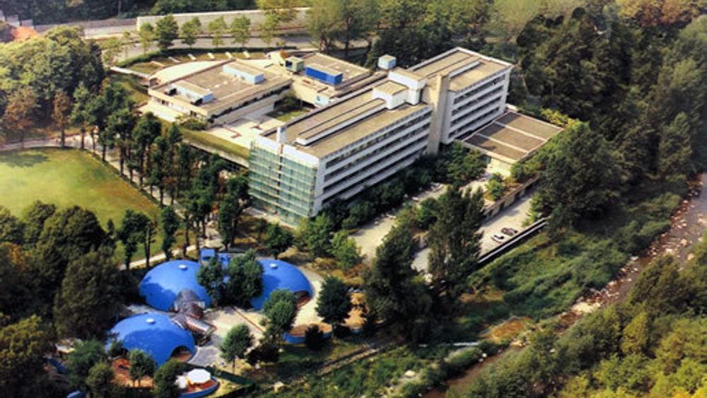 Hotel Delle Acque Terme Di Porretta