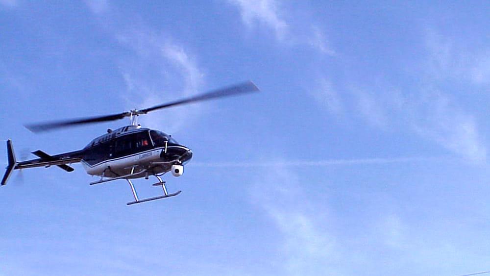 Elicottero I Inti : Elicottero in volo su bologna al via i controlli sulle