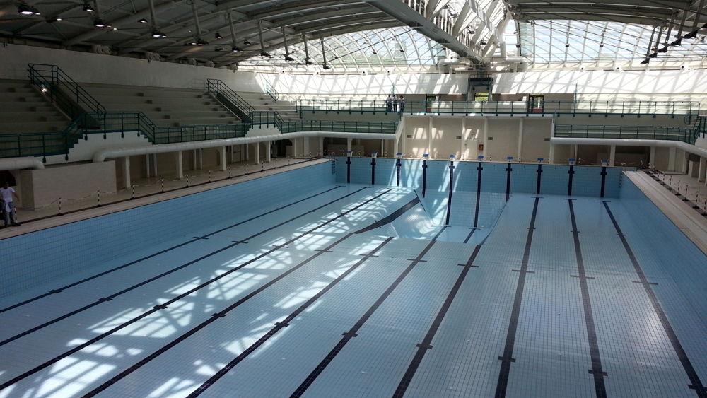Ecco la nuova piscina stadio - Piscina san giovanni in persiceto ...