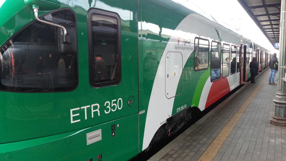 Zola, cedimento sulla linea Bologna-Vignola: treni soppressi e polemiche - BolognaToday