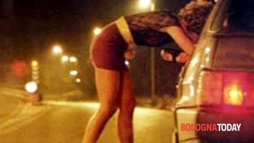sesso con prostituta in auto di sesso