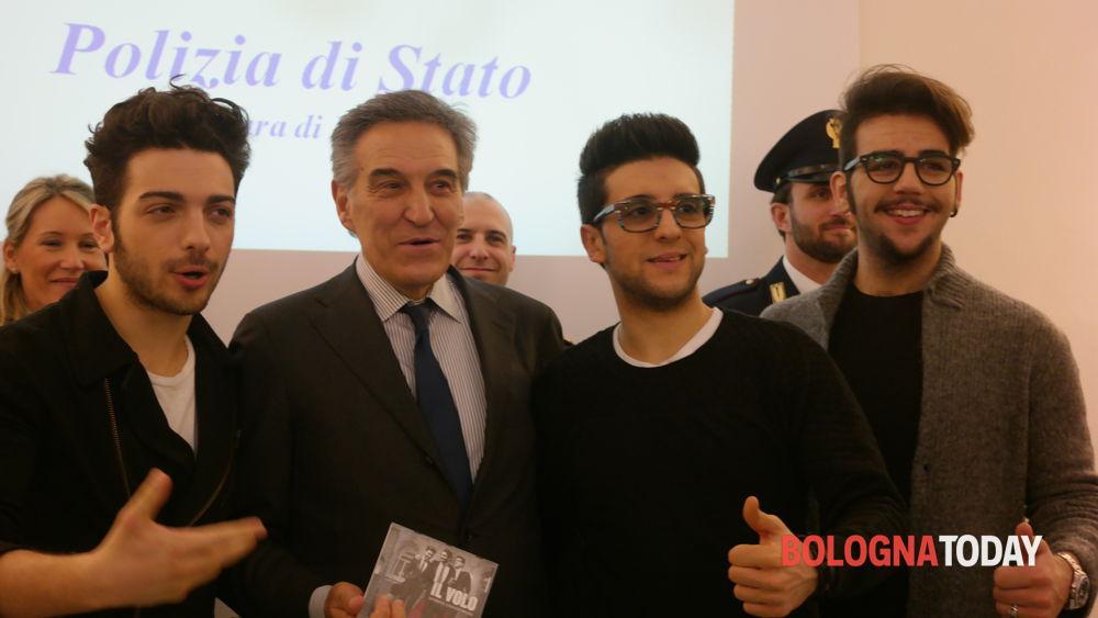 """""""Il Volo"""", dopo la vittoria a Sanremo ricevuti dal ..."""