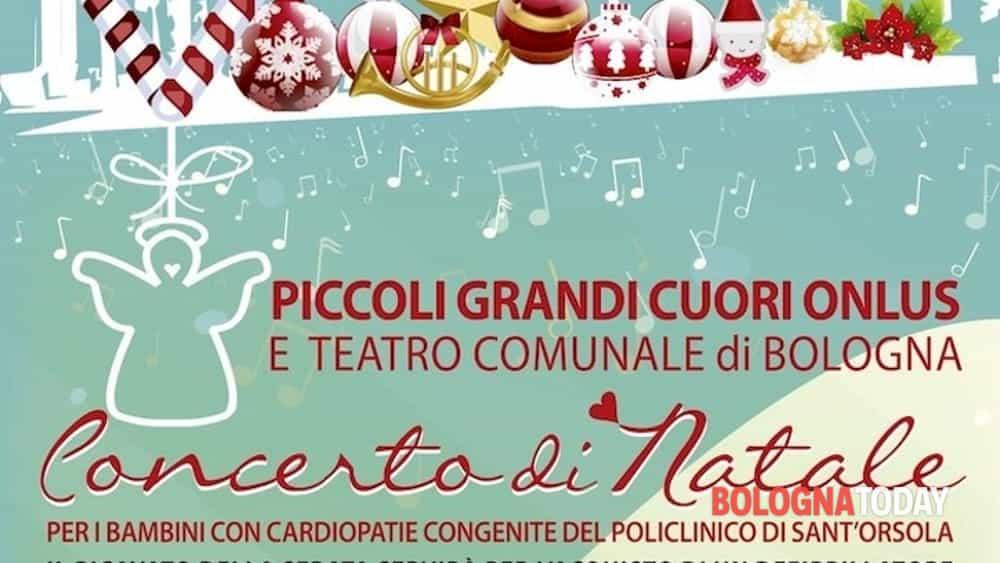 """Concerto di Natale 2018 """"Piccoli Grandi Cuori"""" Onlus"""