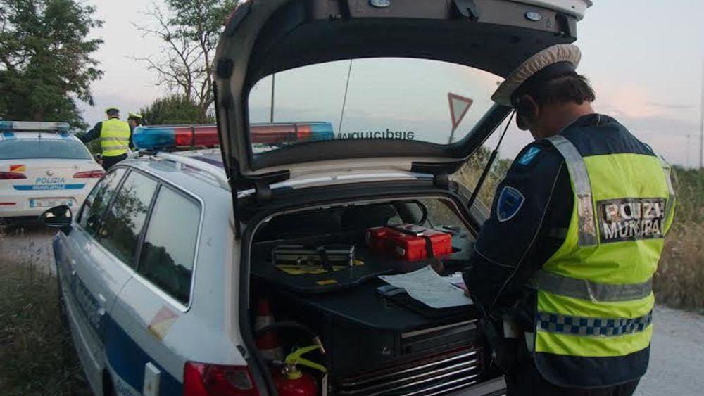 Polizia Municipale: 'Non più di mezz'ora per intervenire'