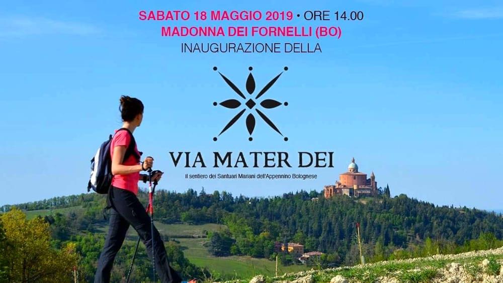 Nuova Fonte Del Materasso Bologna.Trekking In Appennino In Cammino Per La Via Mater Dei