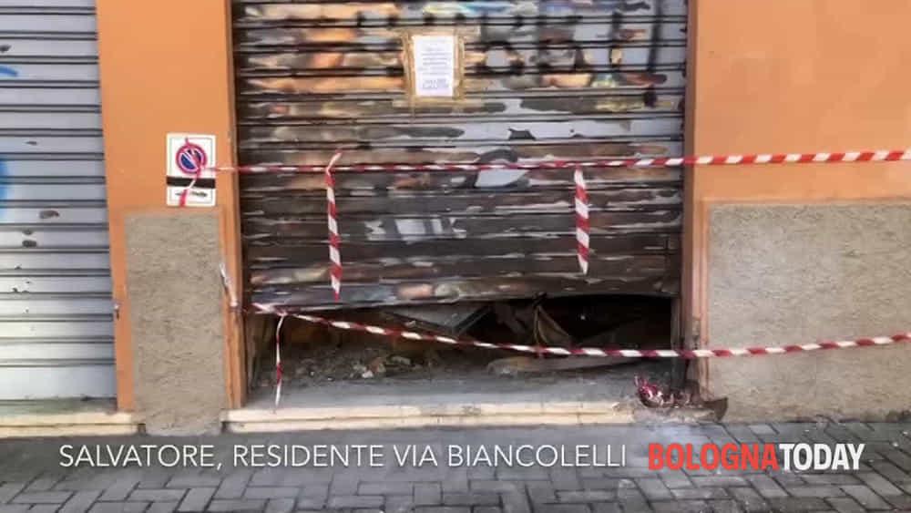 Bomba a sede Forza nuova, un residente: 'Volantini nelle auto parcheggiate' | VIDEO