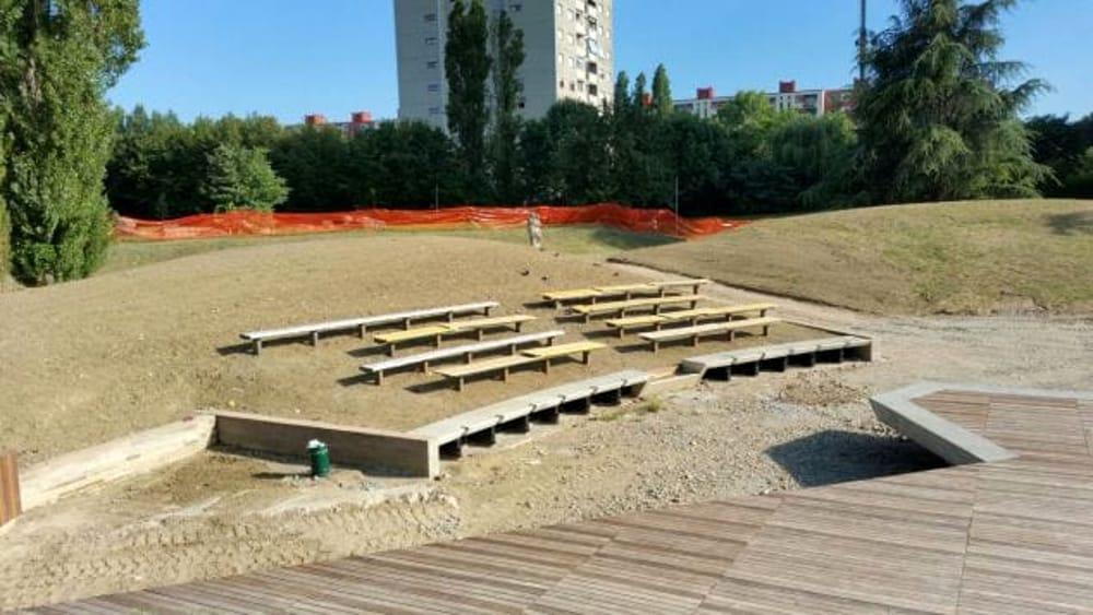 Pilastro: nel parco del 'Virgolone', inaugura 'Arena Pasolini'